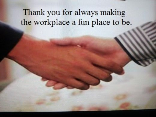 ThankYou Notes And Appreciation Messages For A Colleague