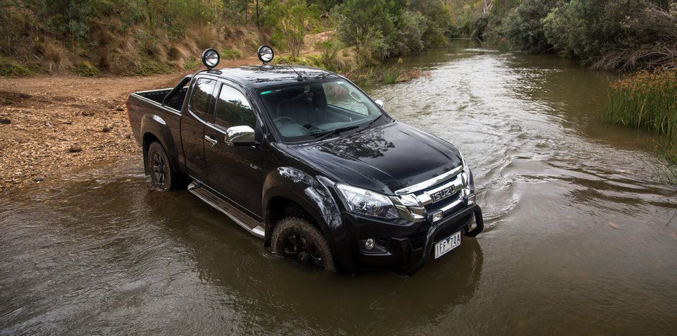 2016 Isuzu DMAX LSU Space Cab Review Longterm report two