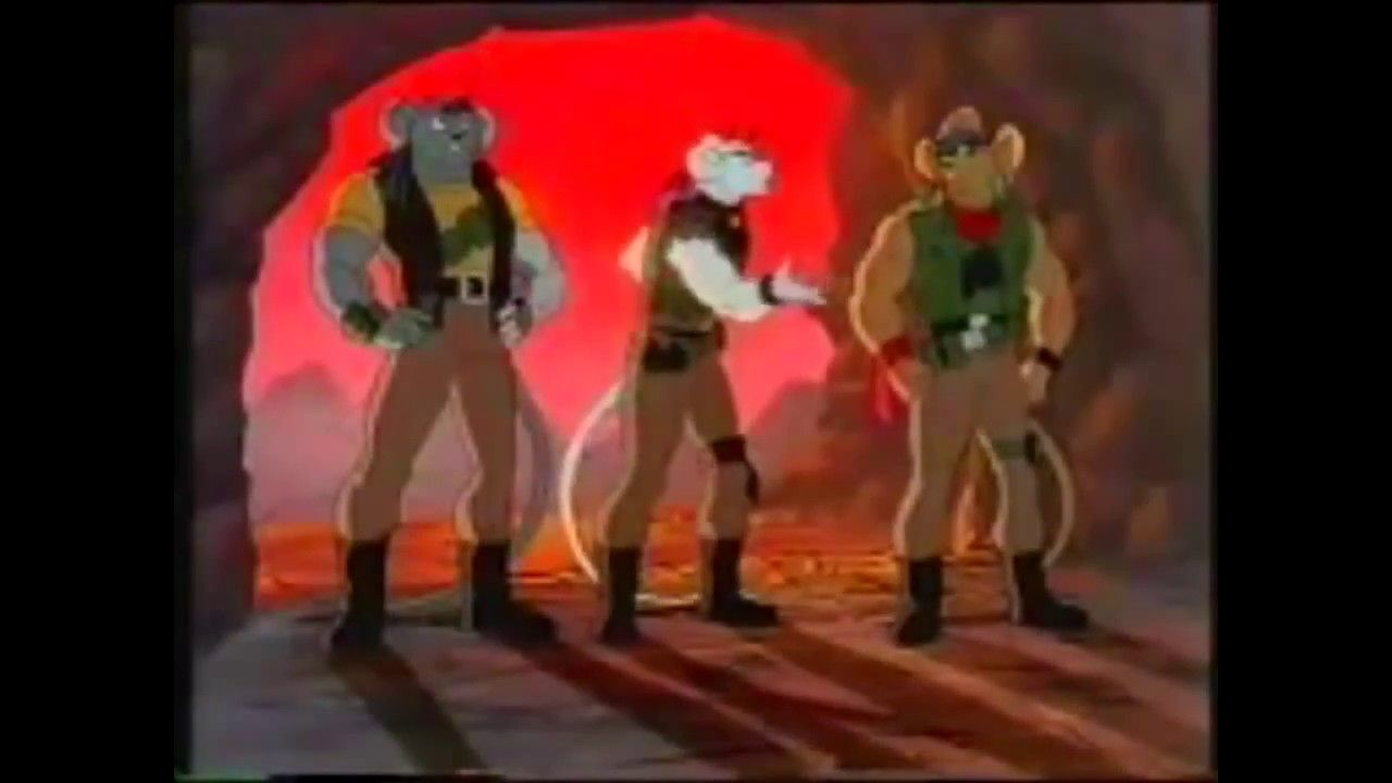 biker mice from mars once upon a time on movie
