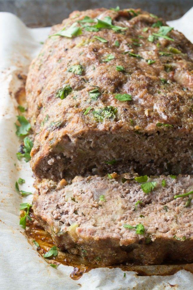 1770 House meatloaf