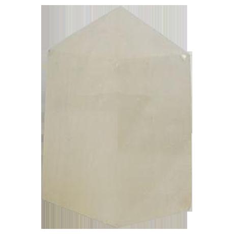 Quartz Crystal Obelisk on Chairish.com