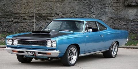 5+ Fastest American Muscle Cars of The 60s – vintagetopia