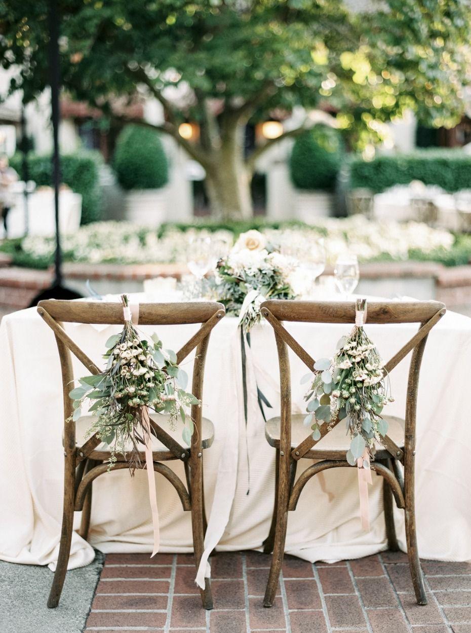 Whimsical Late-Summer Outdoor Garden Wedding | Romantic ...
