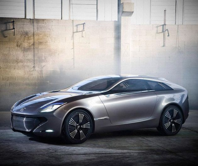 Hyundai Cars, Electric Sports Car
