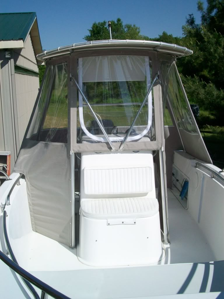Boat Services: TOWERS ARCHES,TOWERS and TOPS