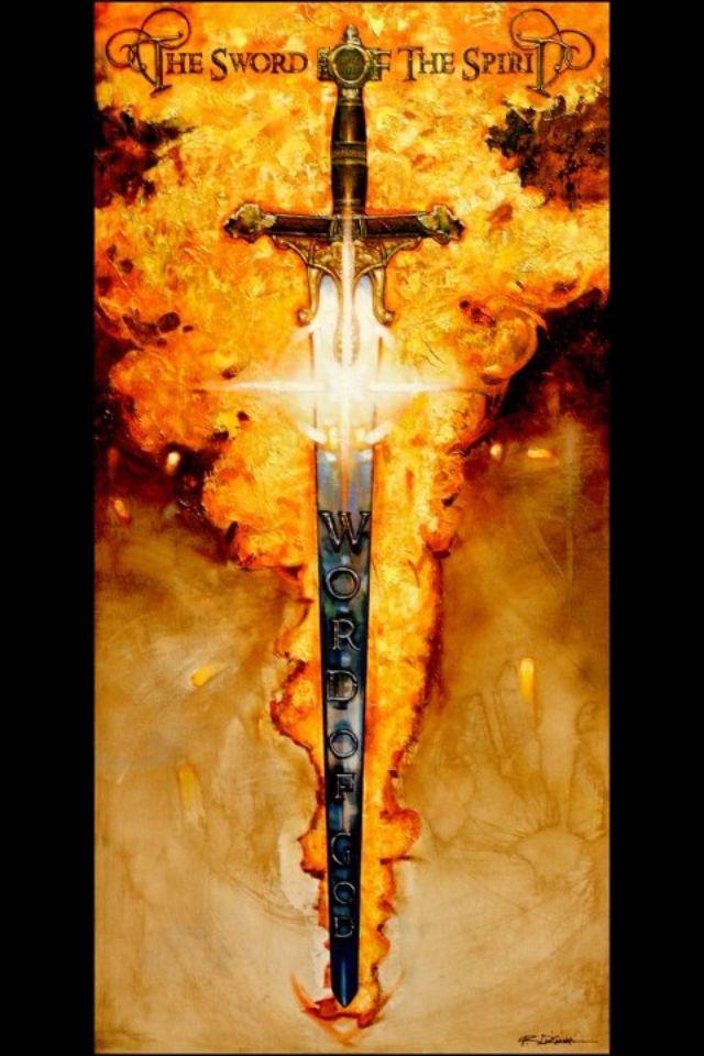 Sword Of The Spirit Come Holy Spirit Holy Catholic And Apostolic