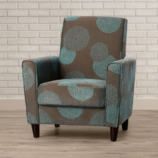 Varick Gallery Wade Arm Chair Allmodern Armchair Accent