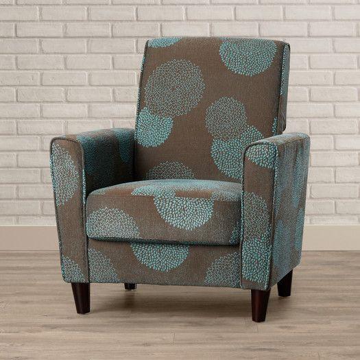 Varick Gallery Wade Arm Chair Allmodern Armchair Accent