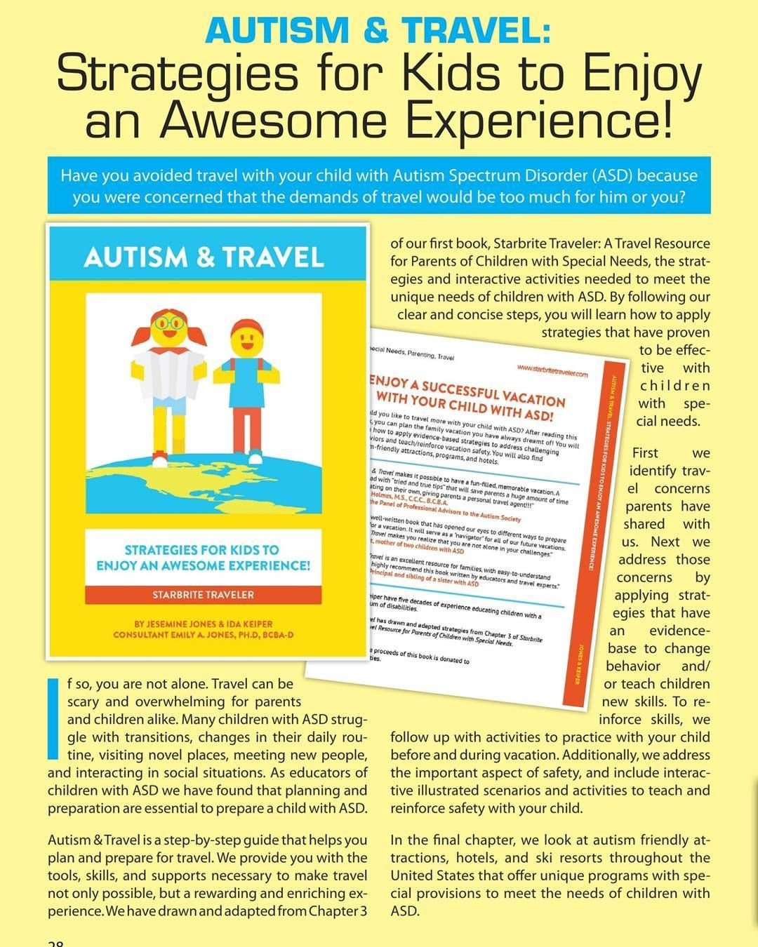This article was featured in Autism Parenting Magazine Issue 19 - The Power of Language Get a FREE issue of Autism Parenting Magazine Just follow us on Instagram @autismparentingmagazine Link on our profile