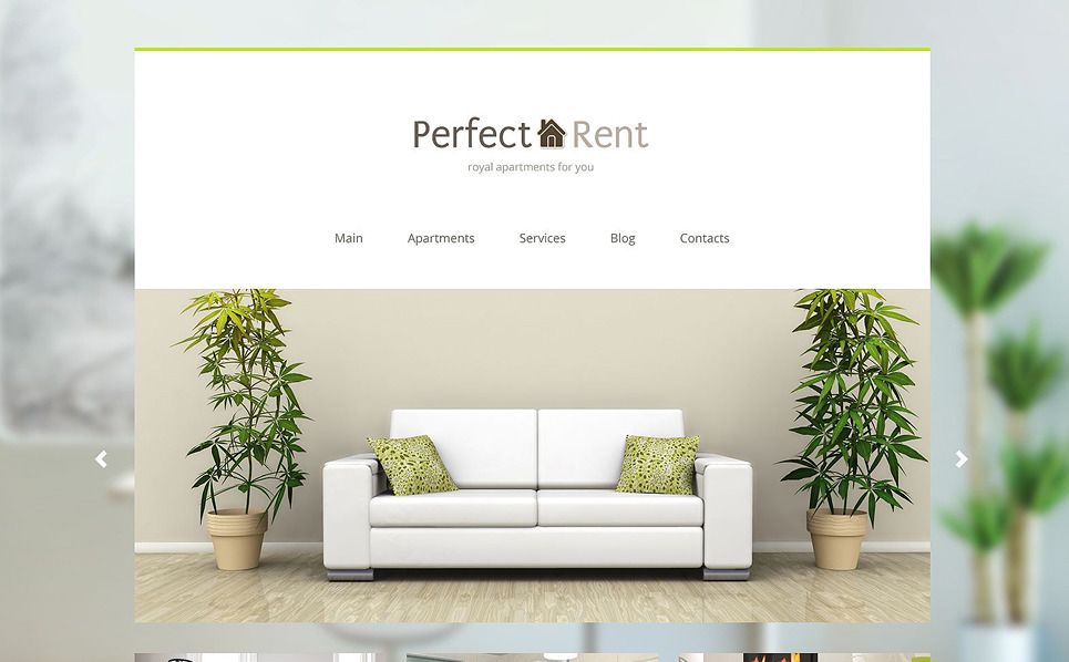 Responsive Home & Family Website Templates