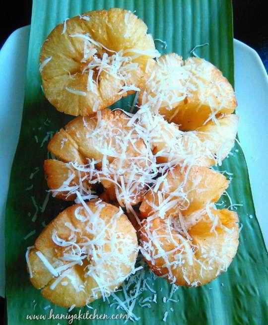 Resep Singkong Keju Merekah Dan Melepuh Penataan Makanan Makanan Dan Minuman Resep Masakan