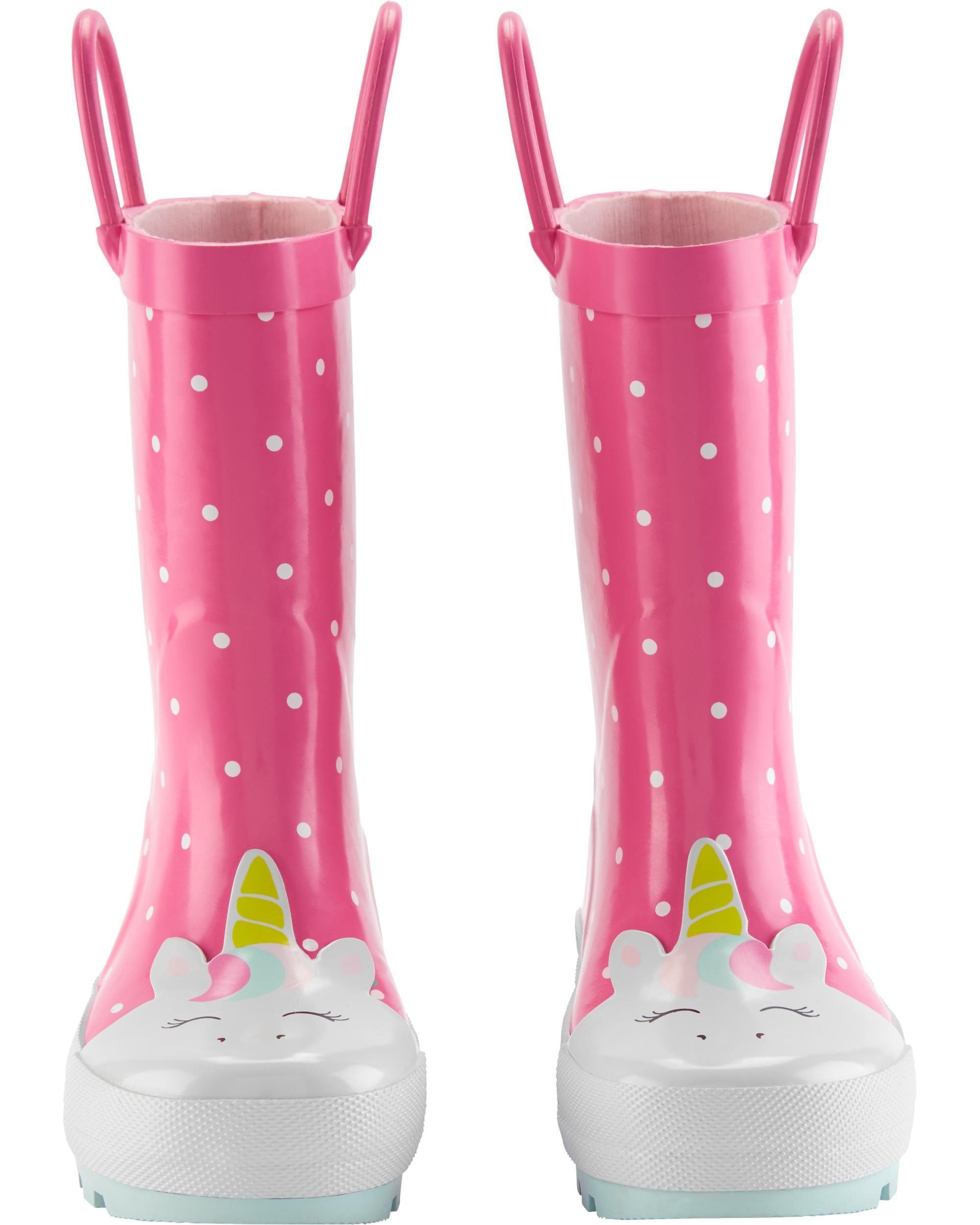 Carter's Unicorn Rain Boots   Kids rain