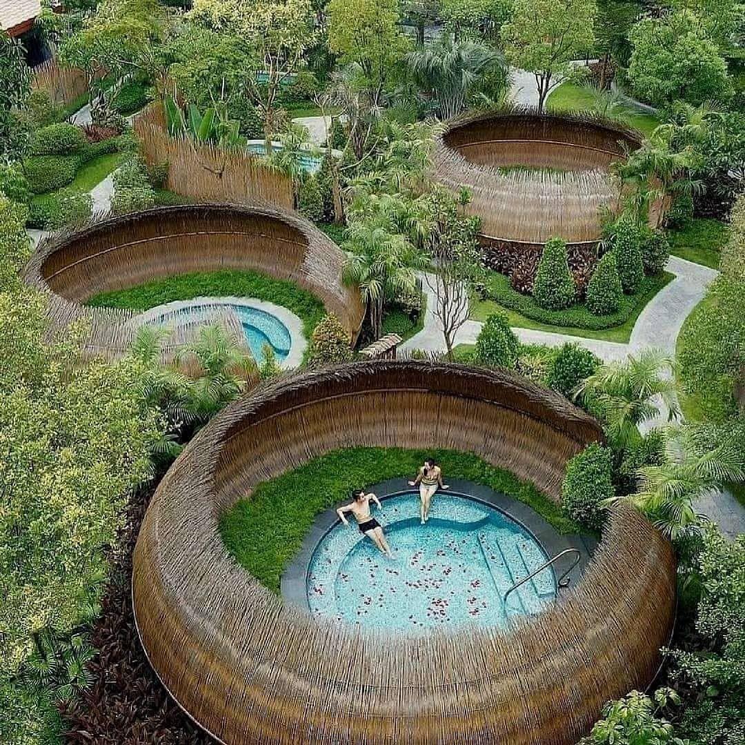 Top 10: Die luxuriösesten Spa- und Kurorte der Welt – #the #the #Ges …