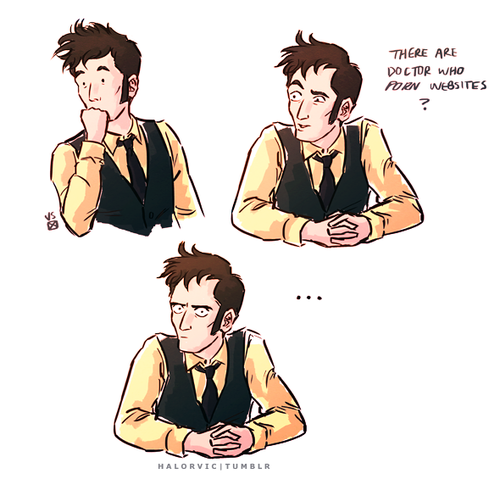 doctor who fanart | All of Time and Space and I've Never Seen Anyone Do THAT - Cheezburger