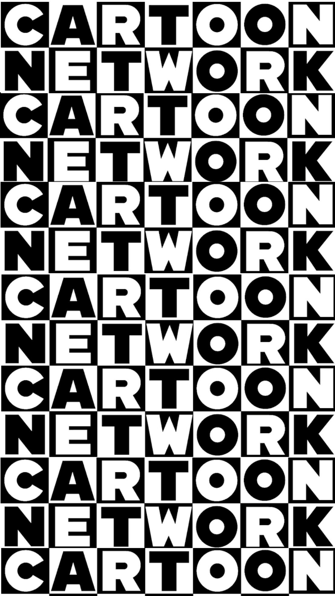 Cartoon Network Anime Usa Black Wallpaper Android Iphone