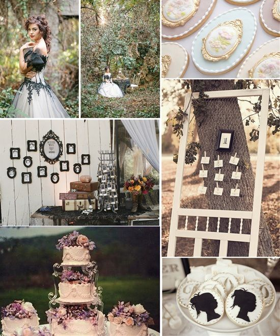 8 Of The Most Adorable Wedding Themes For Your Big Day Victorian