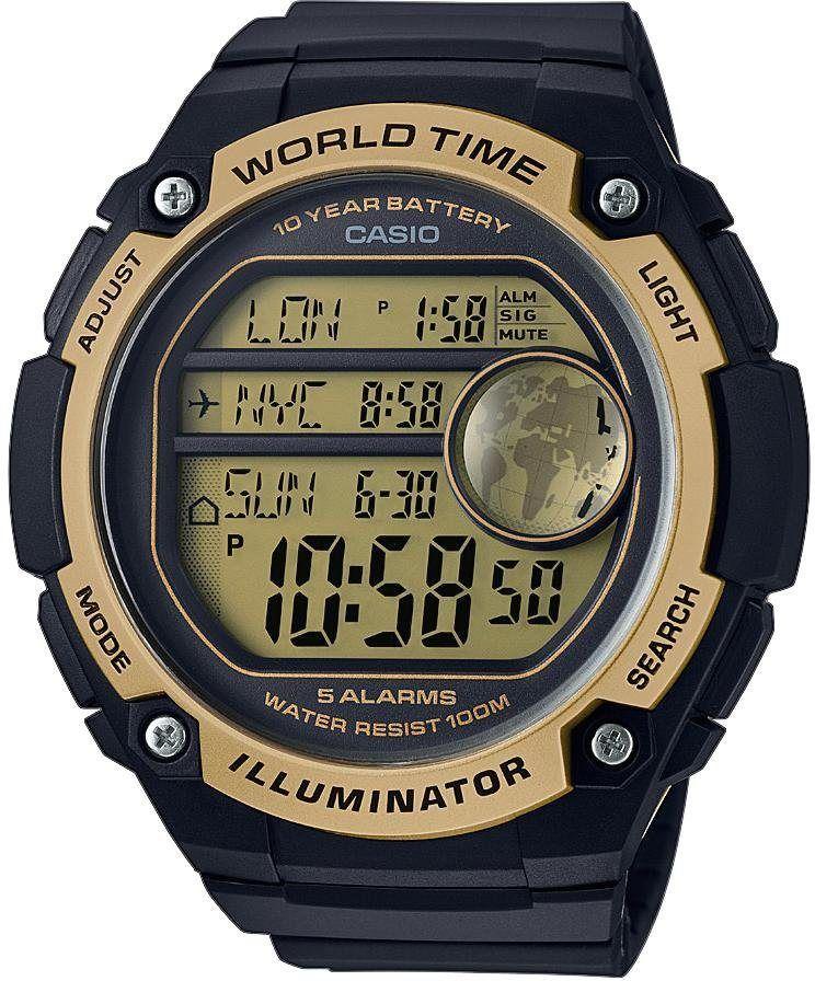 Casio Collection Chronograph F 91w 1yeg Kaufen Otto Digitaluhr Herren Chronograph Casio Uhr