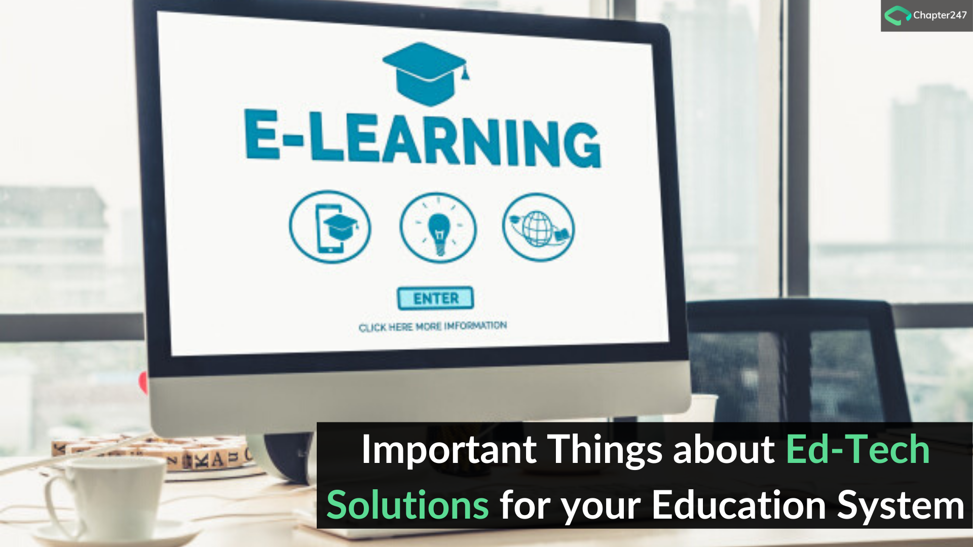 Important Things About Ed Tech Solutions For Your Education System In 2020 Education And Development Education System Personalized Learning