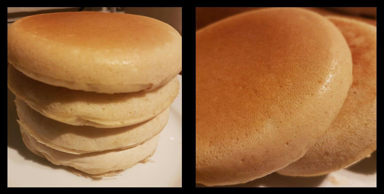Japanske Pandekager Pandekager Hamburger Bread Og Food