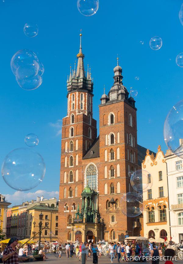 Top 10 Reasons To Visit Krakow Poland Best Of Krakow Guide Highlighting Tthings To Do In Krakow Poland And The Most Import Visit Krakow Krakow Travel Krakow