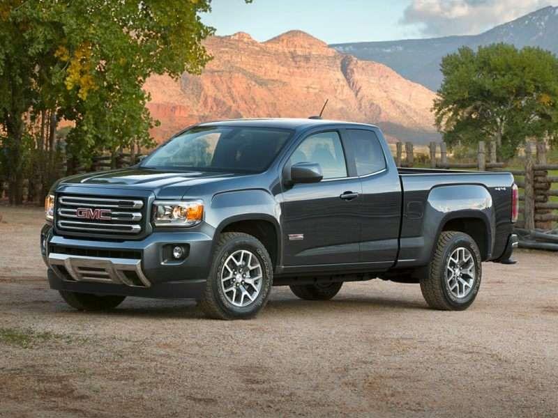 Top 10 Trucks Top 10 Pickup Trucks Autobytel Com Gmc Canyon