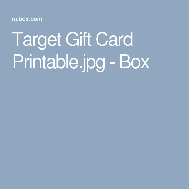 Target Gift Card Printable.jpg - Box