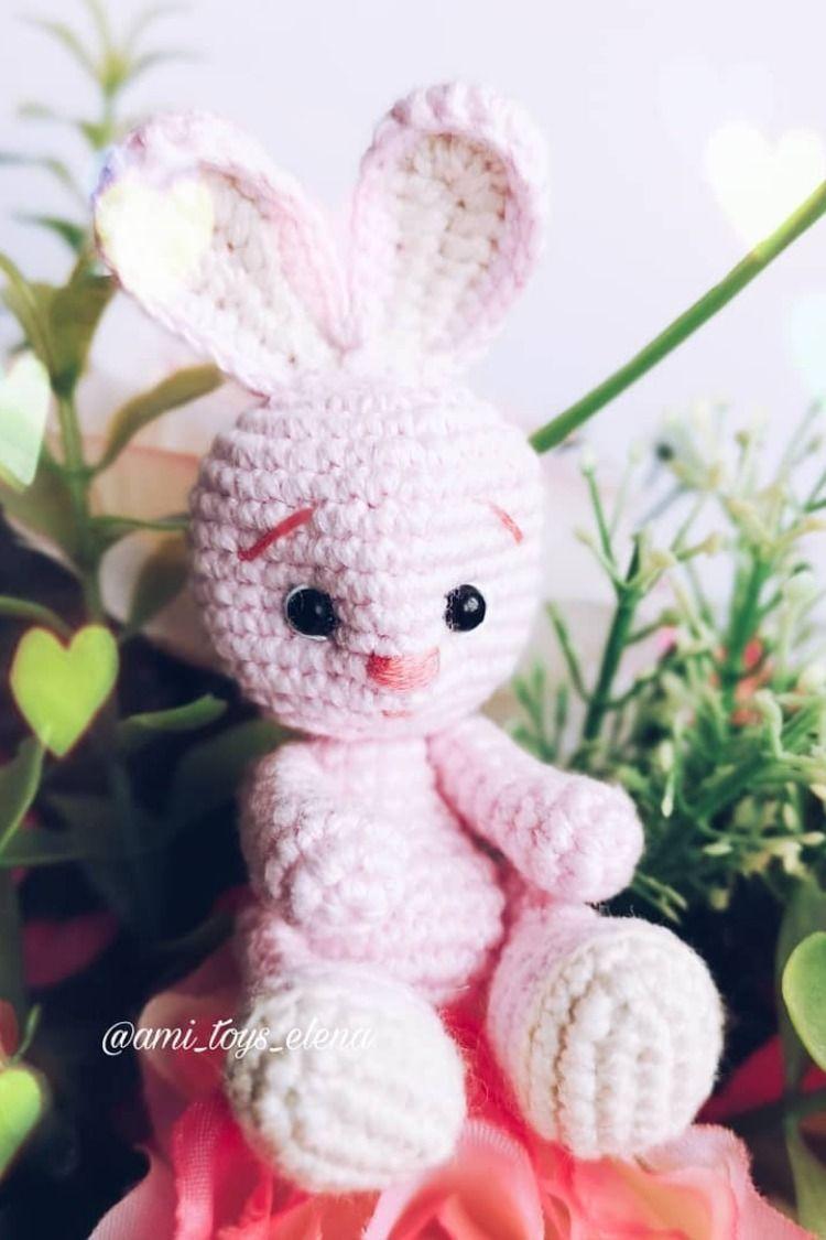 Little crochet bunny FREE PATTERN   Crochet amigurumi free ...   1125x750