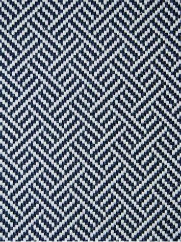 High Quality Madcap Cottage Beach Club BK Indigo   Madcap Cottage Fabric   Geometric  Jacquard Fabric For Furniture