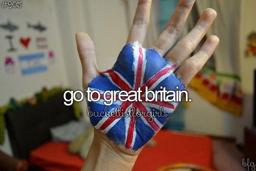 go to great britain [ ]