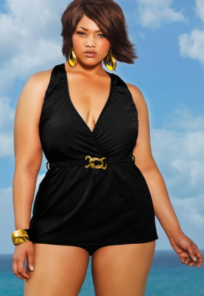 Full Figure Bathing Suits | Plus Size Bathing Suits for ...