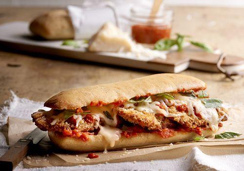 Romanos Macaroni Grills Chicken Parmesan Sandwichways In The