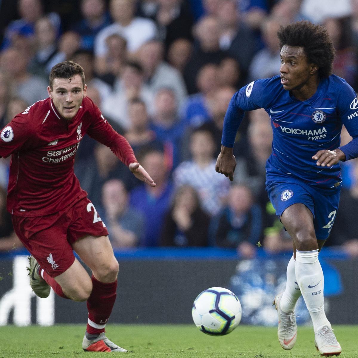 Premier League Fixtures Live Stream, TV Schedule and Week