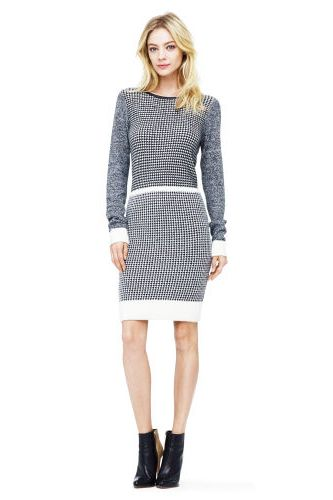 The Only Dress You Need This Winter #refinery29