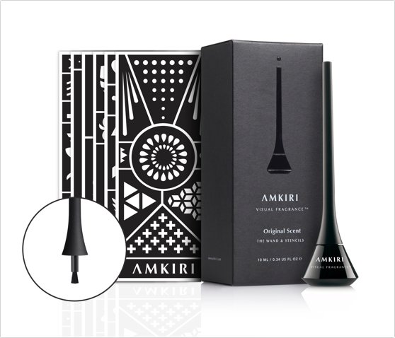 Photo of Amkiri Visual Fragrance™ – Freehand Wand | DIY Temporary Tattoo