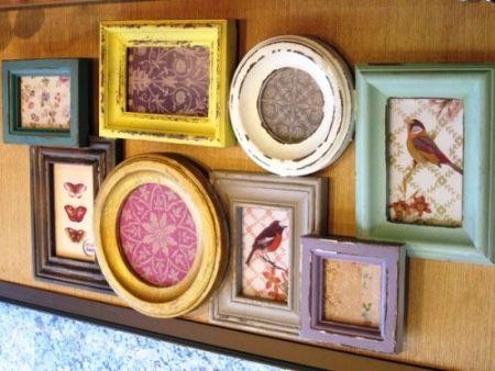 marcos de cuadros vintage - Buscar con Google | Carla Coffee ...