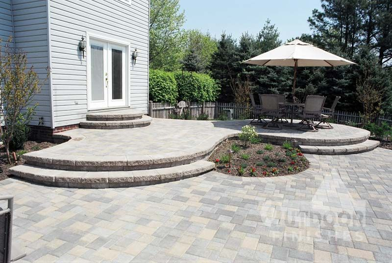 Image Detail For  Brick Paver U0026 Stone Patio Designers U0026 Builders. Outdoor  Kitchens .