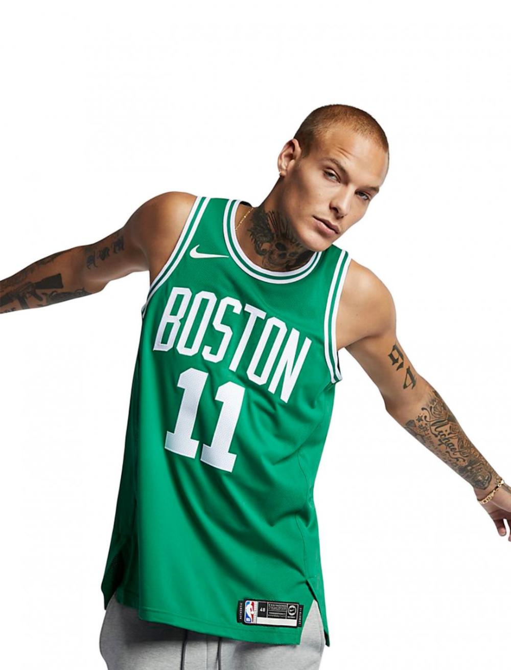 Kyrie Irving Jersey, Green, Celtics, Nike | Post Kulture | Boston celtics, Kyrie  irving celtics, Jayson tatum
