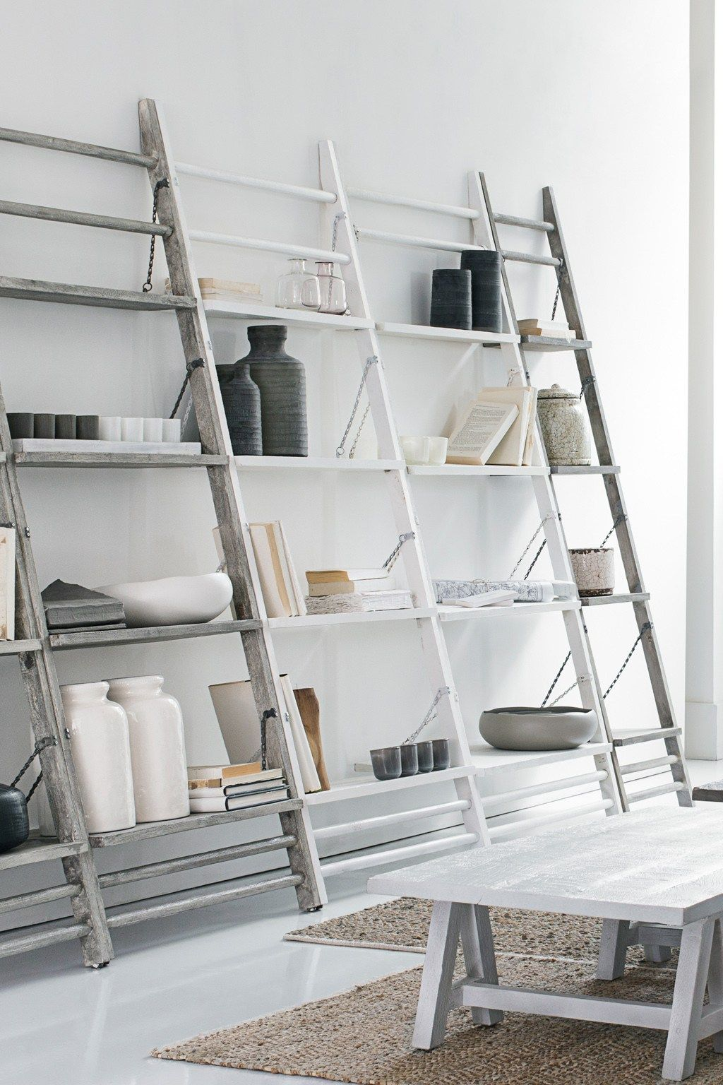Objects of design leaning shelves leaning shelves shelves