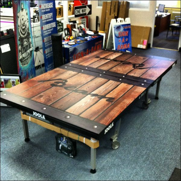 Custom Ping Pong Tables   Google Search
