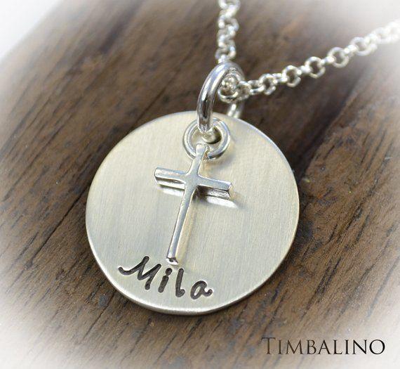 Namenskette SCHUTZENGELCHEN 2.0 Junge Engel 925 Silberkette Gravur Kinderkette