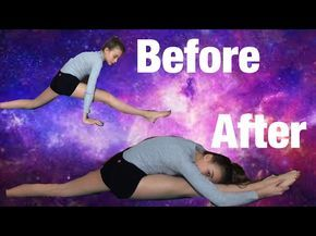 how to do the splits  quick tutorial for beginners