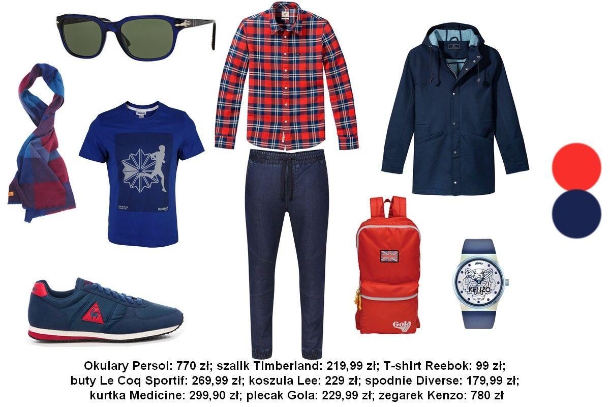 Jak Laczyc Kolory Stylizacje Meskie Jesien 2015 Fashionmedia Pl Fashion Men Polyvore Image