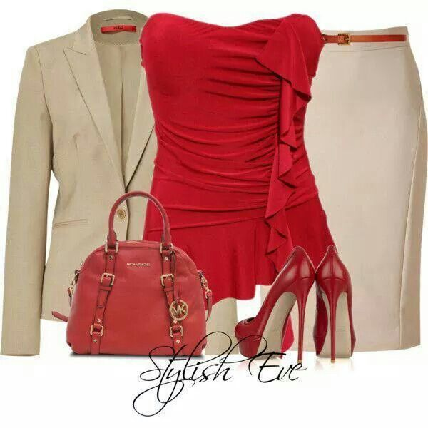 Classy RED MK