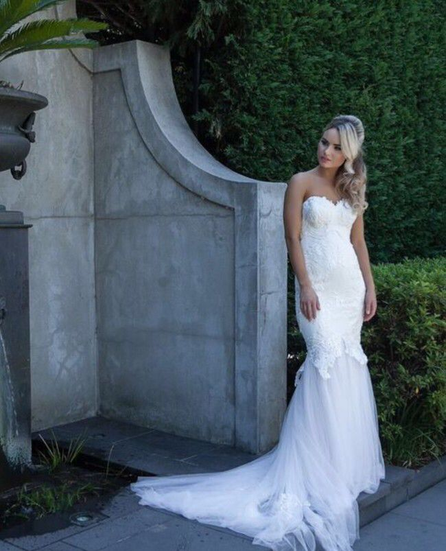 Couture Wedding Gowns Melbourne: Zhanel Bridal Melbourne Couture