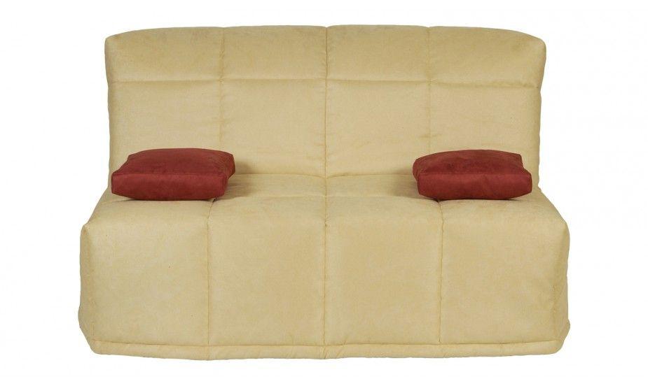 Banquette BZ confortable et facile d'usage. Avec son matelas de 14 on
