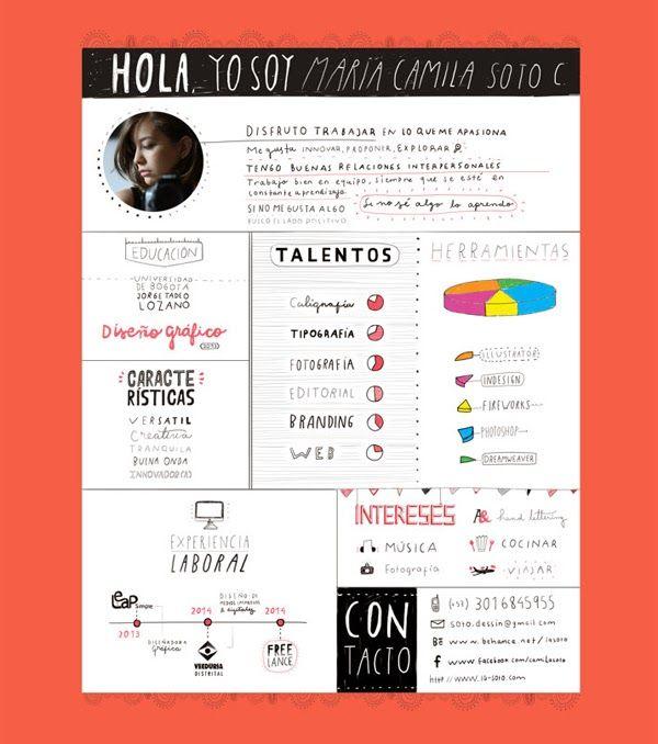 30 Design Resume yang cantik membantu anda untuk mendapatkan kerja - video resume website