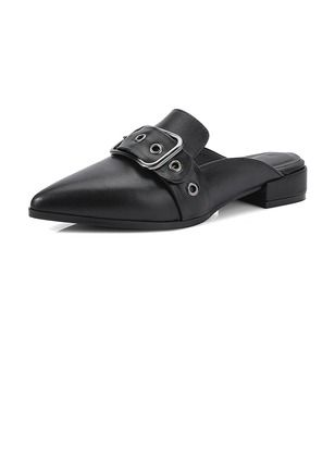 86671e74452 Women s Pumps Sandals Flats Sandals Flats Pumps Closed Toe Slippers Low  Heel Leatherette Shoes (1046416)   floryday.com