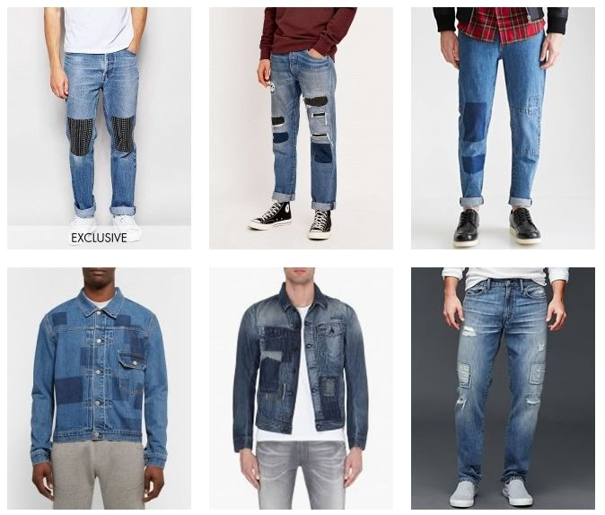 Mens jeans trends and tendencies 2017 – DRESS TRENDS ...