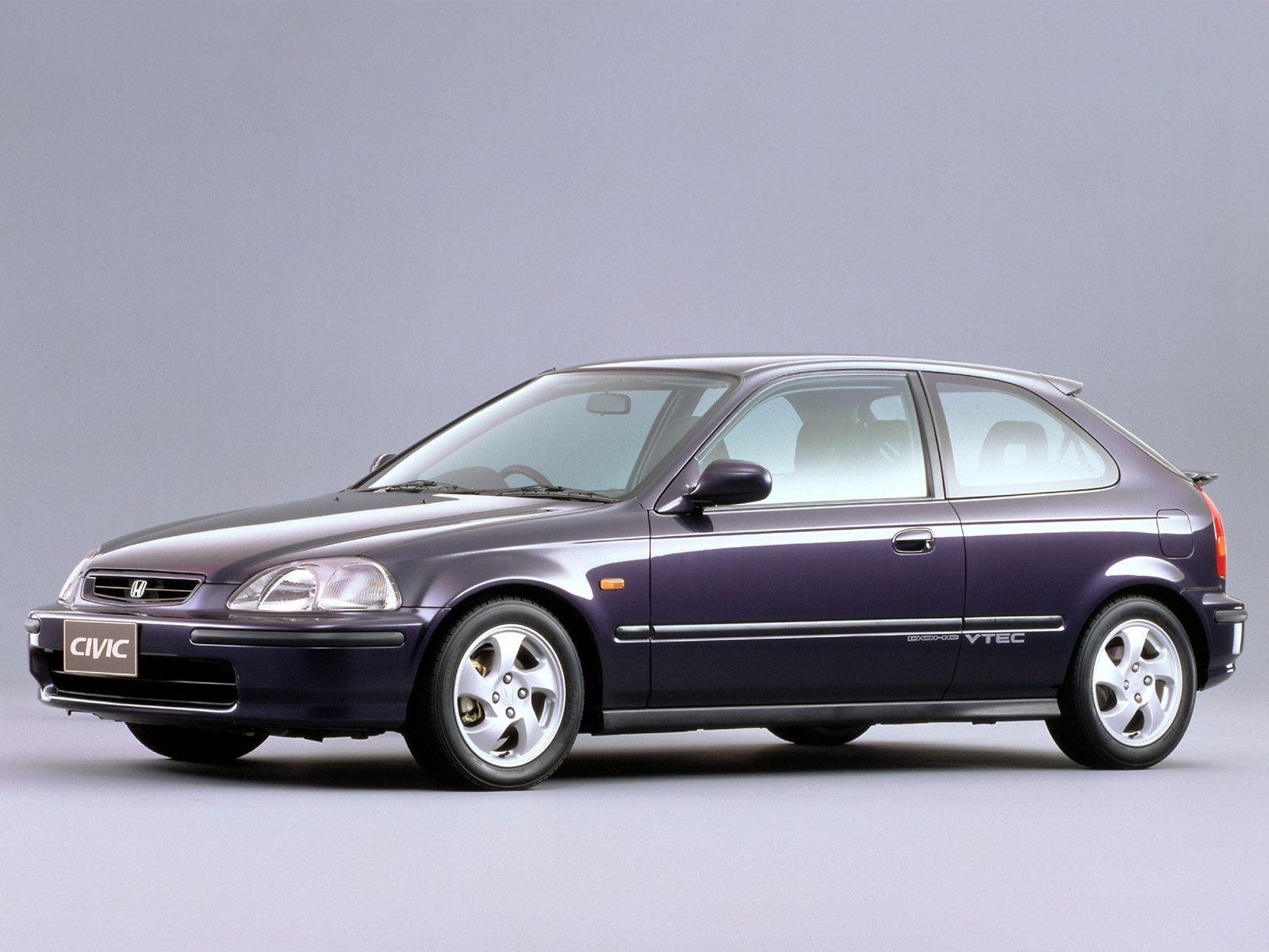 1997 Honda Civic Sir Ii Ek H B Honda Civic Honda Motors Honda