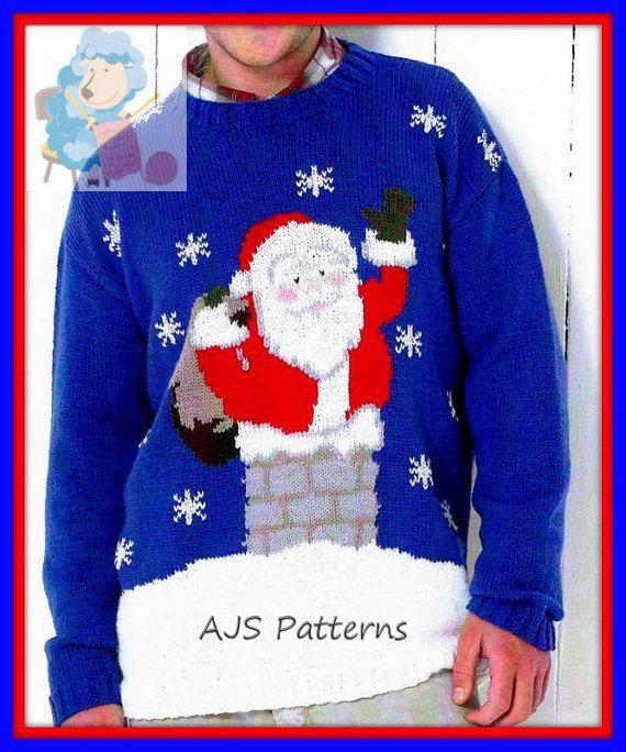 Pdf Knitting Pattern For A Festive Christmas By Theknittingsheep